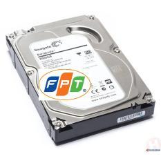 Ổ cứng dùng cho máy bàn và camera giám sát Seagate HDD 2TB-3.5 (Bạc) Chính hãng FPT