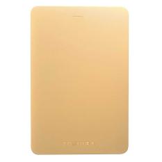 Giá bán Ổ cứng gắn ngoài Toshiba Canvio Alumy 1TB (Vàng) – Hãng phân phối chính thức