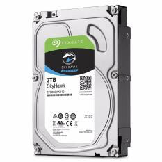 Ổ CỨNG 3TB CHUYÊN DỤNG CAMERA GIÁM SÁT SEAGATE SKYHAWK 3TB (64MB) HD5900 Rpm ST3000VX0010