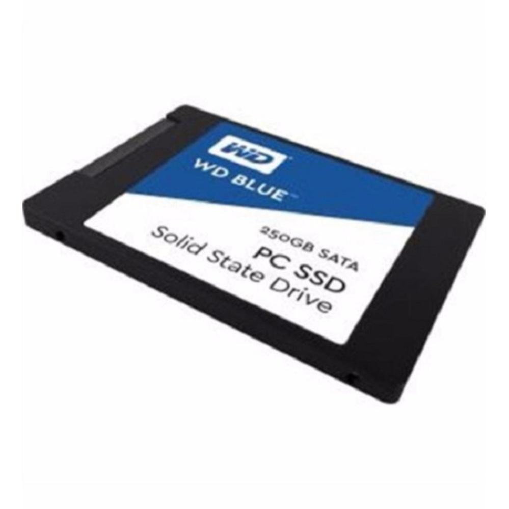 Ổ cứng SSD 500GB WESTERN WDS500G2B0A (Blue) Màu đen
