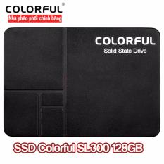 Nên mua Ổ cứng SSD Colorful SL300 128Gb – Hàng Colorful VN tem NWH ở HolaHola (Tp.HCM)