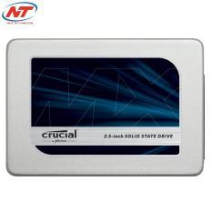 Ổ cứng SSD Crucial MX300 SATA III 2.5 Inch 1050GB (Đen)