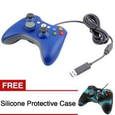 Giá bán OH USB Wired Joypad Gamepad Controller For Microsoft Xbox & Slim 360  PC Windows