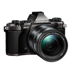 Olympus OM-D E-M5 II 16MP với lens kit ED Zuiko 14-150mm F4-5.6 II (Đen)