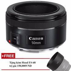 Ống kính Canon EF 50mm f/1.8 STM – Hàng Canon Lê Bảo Minh