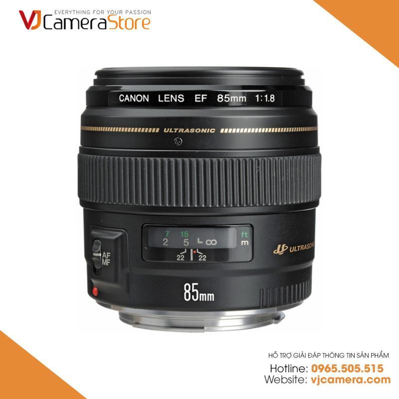 Ống kính Canon EF 85mm f1.8 USM - Hàng nhập khẩu