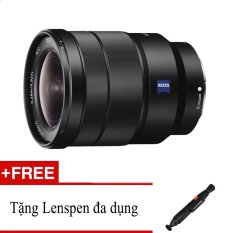 Ống kính Carl Zeiss FE 16-35mm F4 ZA OSS + Tặng 1 Lenspen