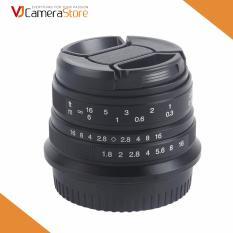 Ống kính Discover 25mm f1.8 ngàm Fujifilm X-Mount (Đen) – Hàng nhập khẩu