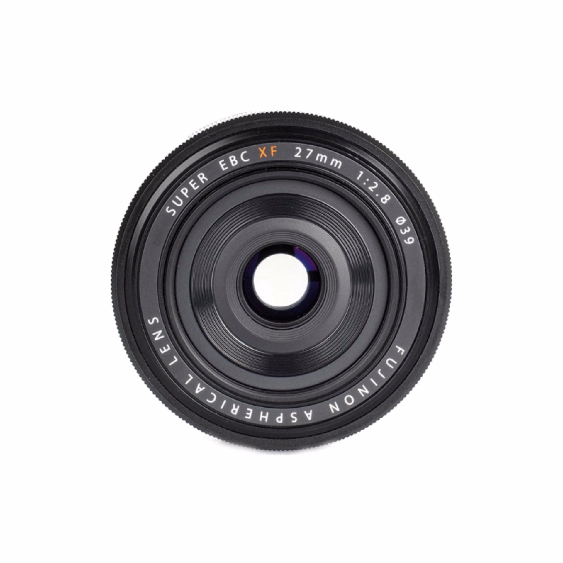 Ống kính Fujifilm Fujinon XF 27mm f2.8 (Đen)