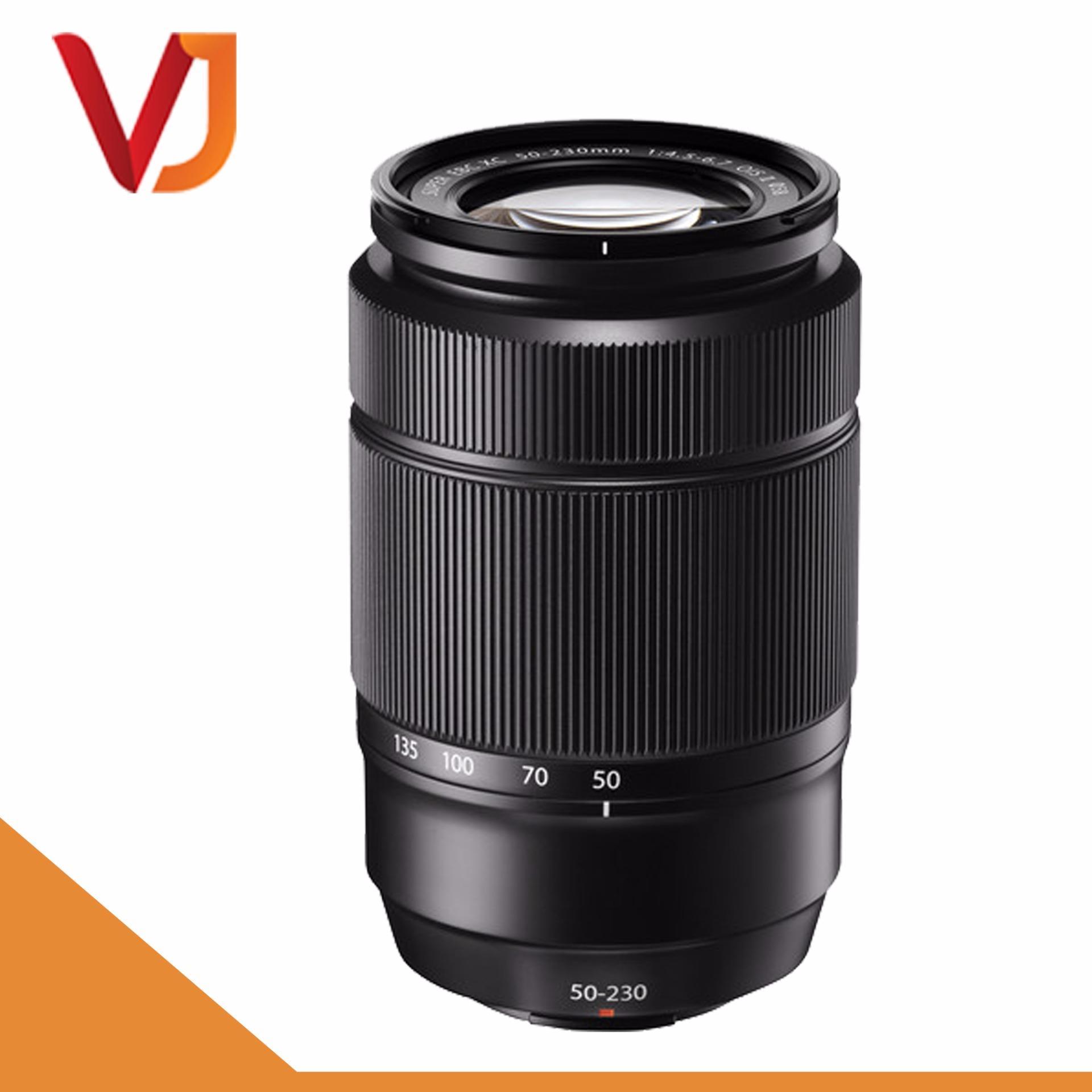 Ống kính Fujifilm XC 50-230mm F/4.5-6.7 OIS II (Đen) – Tặng kèm 1 Filter UV 58mm + 1 Bóng thổi bụi + 1 Khăn lau lens – Hãng phân phối chính thức