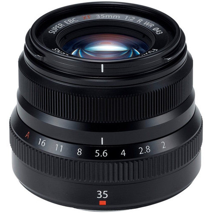 Ống kính Fujifilm XF 35mm f/2R WR (Đen)