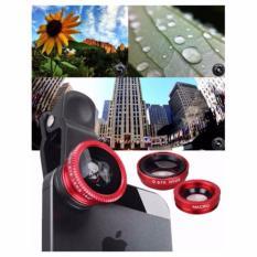 Ống kính kẹp cho điện thoại Universal Clip Lens