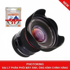 Ống kính Meike 12mm F/2.8 Manual Focus Lens (Olympus M43 mount)