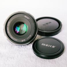 Ống kính Meike 35mm F1.7 cho máy ảnh Fuji (manual focus)