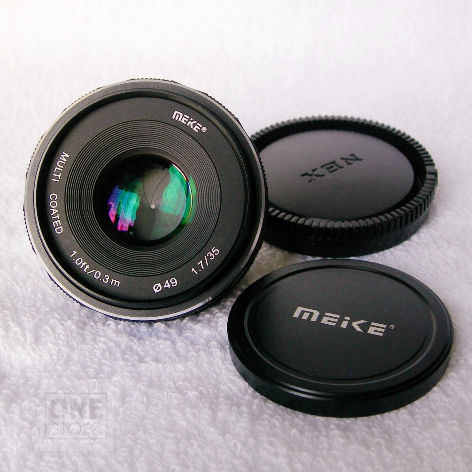 Bảng Giá Ống kính Meike 35mm F1.7 cho Canon EOS-M (manual focus)