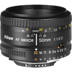 Ống kính Nikkor AF 50mm F1.8D (Đen)