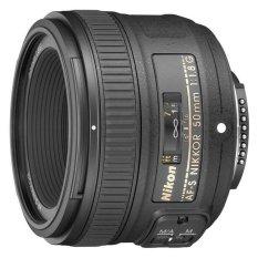 Ống kính Nikkor AF-S 50mm F1.8G (Đen)