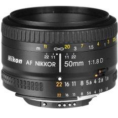 Ống kính Nikon AF 50mm F1.8D