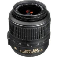 Ống kính Nikon AF-S DX Nikkor 18-55mm f/3.5-5.6G VR (Đen)