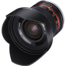 Ống kính Samyang 12mm F2.0 (Crop) – Sony E-Mount – Chính hãng