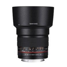 Ống kính SamYang 85 mm f/1.4 IF MC Aspherical Dùng cho Canon