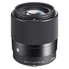 Ống kính Sigma 30mm F1.4 DC DN dành cho Sony E – SHRIRO Việt Nam