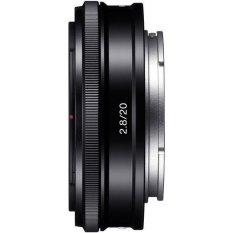 Ống kính Sony E 20mm F/2.8 SEL20F28 – Hàng phân phối chính hãng – Bảo hành 12 tháng