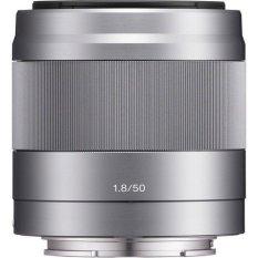 Ống kính Sony E 50mm f/1.8 Bạc SEL50F18S – Hàng phân phối chính hãng – Bảo hành 12 tháng