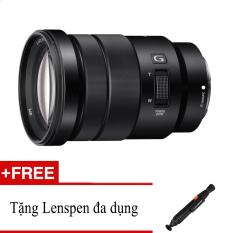 Ống kính Sony E PZ 18-105mm F4 OSS (Đen) + Tặng 1 Lenspen