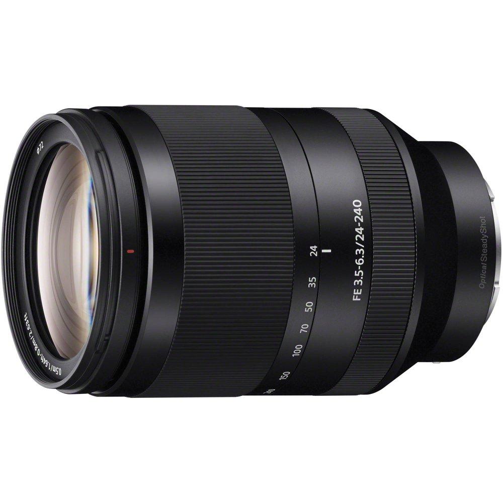 Ống kính Sony FE 24-240mm F3.5-6.3 OSS (Đen)