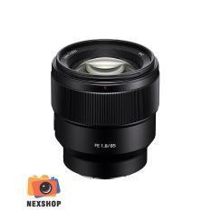 Ống kính Sony FE 85mm F1.8 – Hàng phân phối chính hãng