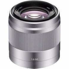 Ống kính Sony SEL 50mm F1.8 OSS (Bạc)