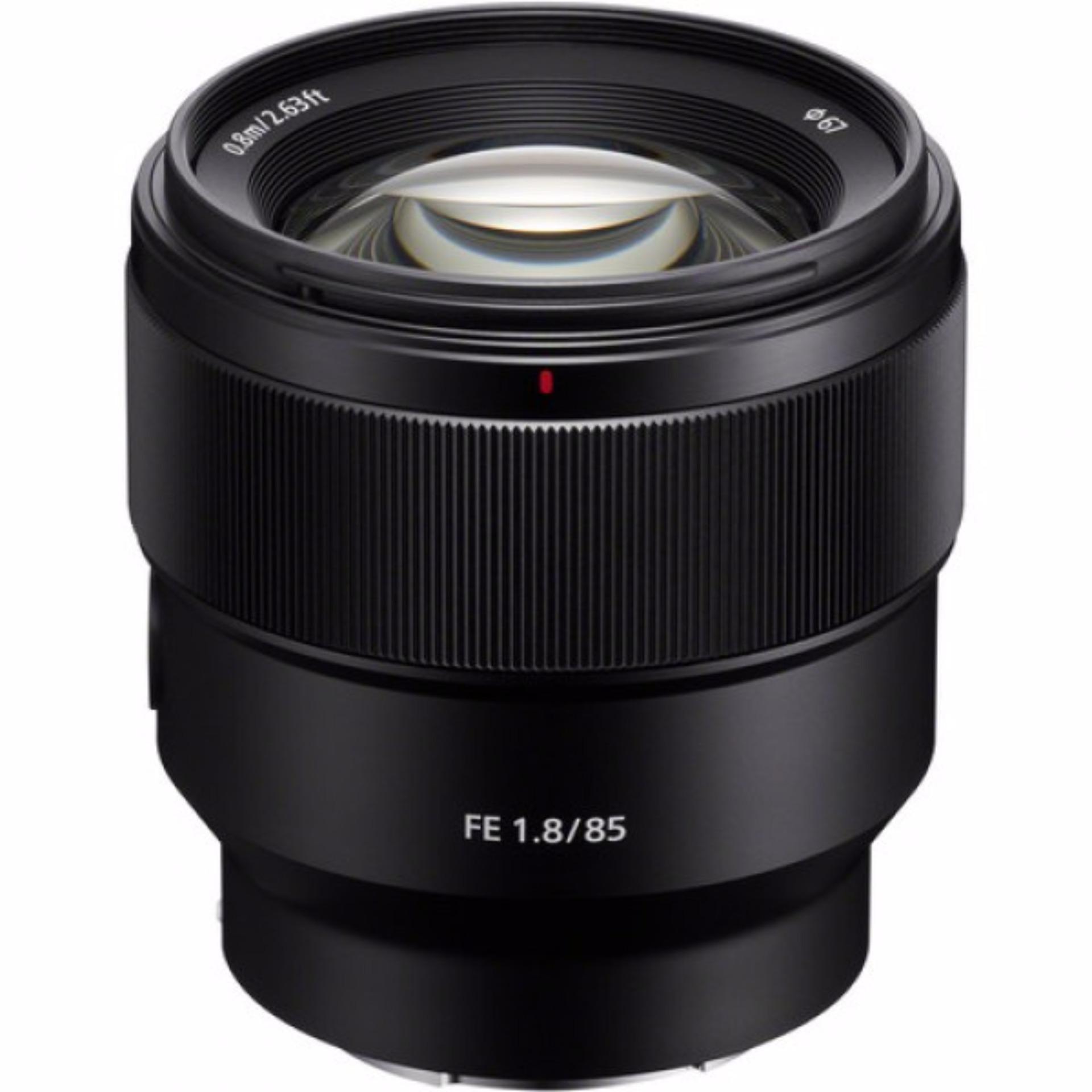 Ống kính Sony SEL FE 85mm F1.8 – HÀNG CHÍNH HÃNG