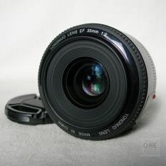 Ống kính Yongnuo YN35mm F2.0 cho máy ảnh Canon tặng kèm lens hood ES-62