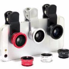 Ống lens camera 3 trong 1 cho điện thoại