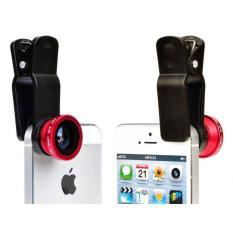 Ống Lens CAMERA chụp ảnh 3 in 1 Q-001 cho điện thoại