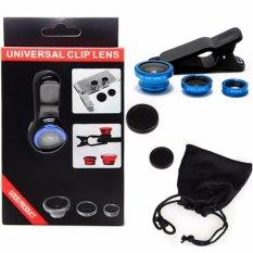 Ống Lens chụp hình 3 in 1 Universal Clip Lens 001