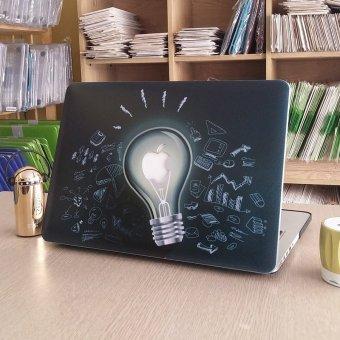 Ốp cho Macbook bóng đèn C009 12New