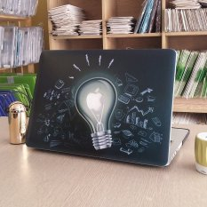 Ốp cho Macbook bóng đèn C009 13Air