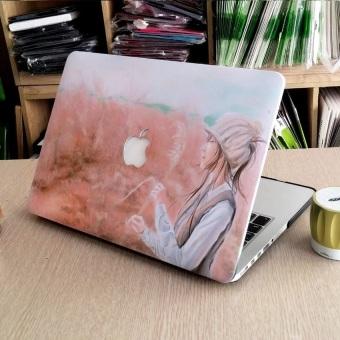 Ốp cho Macbook hình cô gái C008 13Air