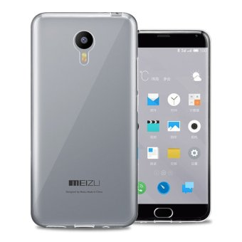Ốp dẻo cho Meizu M2 Note (Trong suốt)