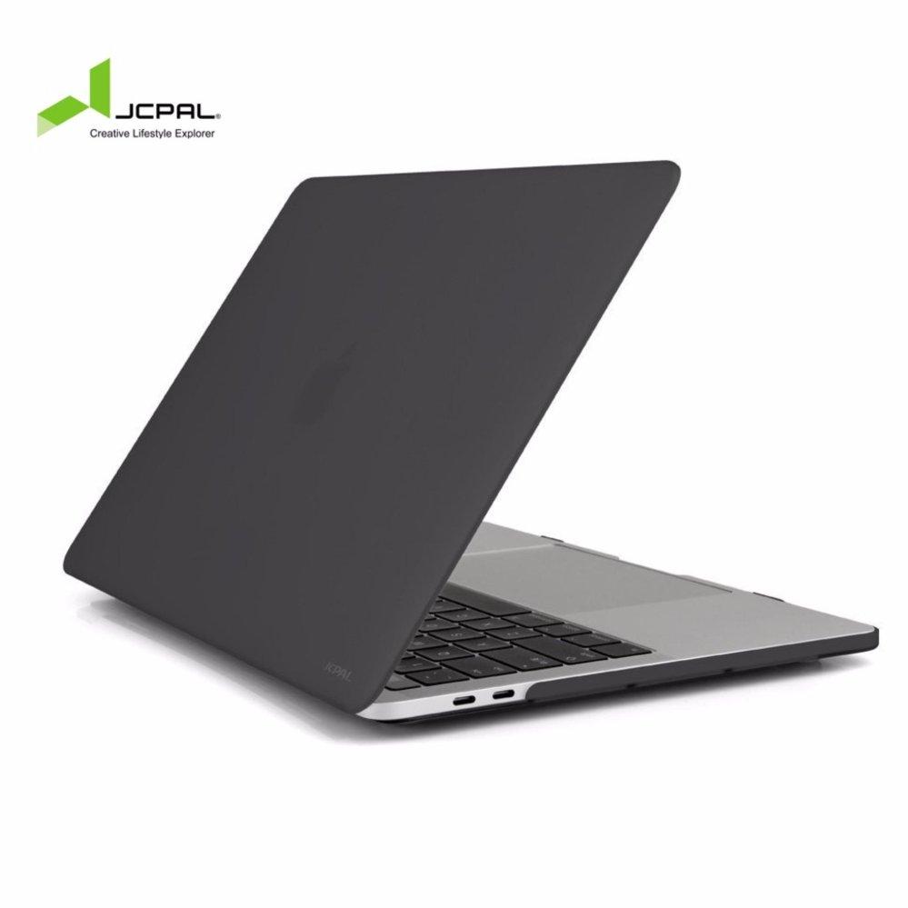 Ốp JCPAL MacGuard Macbook Pro 13 (2016)Matte Black