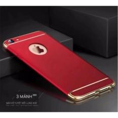 Ốp lưng 3 mảnh dành cho Iphone 6/6s Tặng kính cường lực