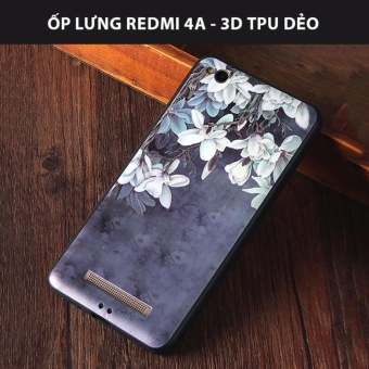 Ốp lưng 3D My Color Redmi 4A - TPU dẽo, full viền