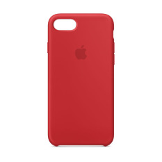 Ốp Lưng Apple iPhone 8 / 7 Silicone Case (PRODUCT)RED