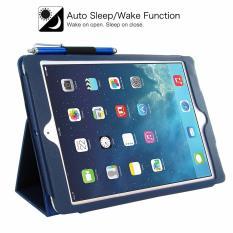 Ốp lưng cao cấp hai góc xoay cho iPad 2 3 4 – PKCB – 234