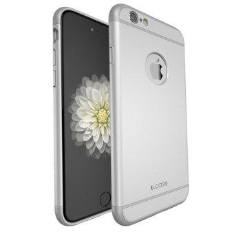 Ốp lưng cho iPhone 6 Plus/6S Plus U.Case (Bạc) - Hàng nhập khẩu