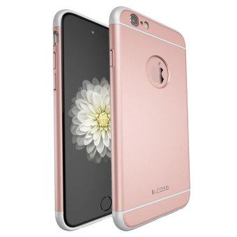 Ốp lưng cho iPhone 6 Plus/6S Plus U.Case (Hồng) - Hàng nhập khẩu