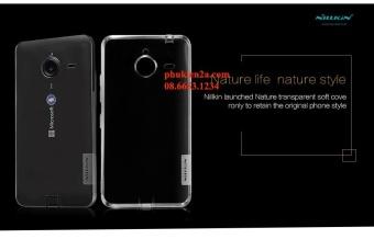 Ốp Lưng cho Nokia Lumia 640 XL - Nillkin Dẻo Trong Suốt - 8284790 , NI432ELAA5MKAFVNAMZ-10320242 , 224_NI432ELAA5MKAFVNAMZ-10320242 , 140000 , Op-Lung-cho-Nokia-Lumia-640-XL-Nillkin-Deo-Trong-Suot-224_NI432ELAA5MKAFVNAMZ-10320242 , lazada.vn , Ốp Lưng cho Nokia Lumia 640 XL - Nillkin Dẻo Trong Suốt