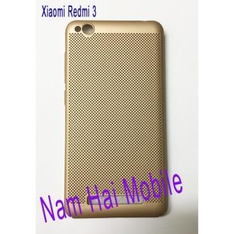 Ốp lưng cho Xiaomi Redmi 3 lưới tản nhiệt